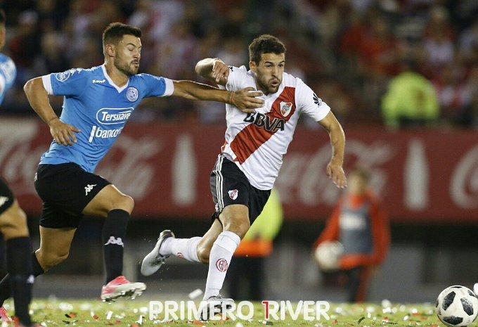MAYADA, OTRO LESIONADO | El jugador polifuncional uruguayo sufrió un esguince en la rodilla derecha, por lo que estará fuera de las canchas entre tres y cuatro semanas. Enterate todo: Foto