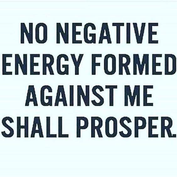 Be mindful and protect your energy, dont invest it in negativity.
