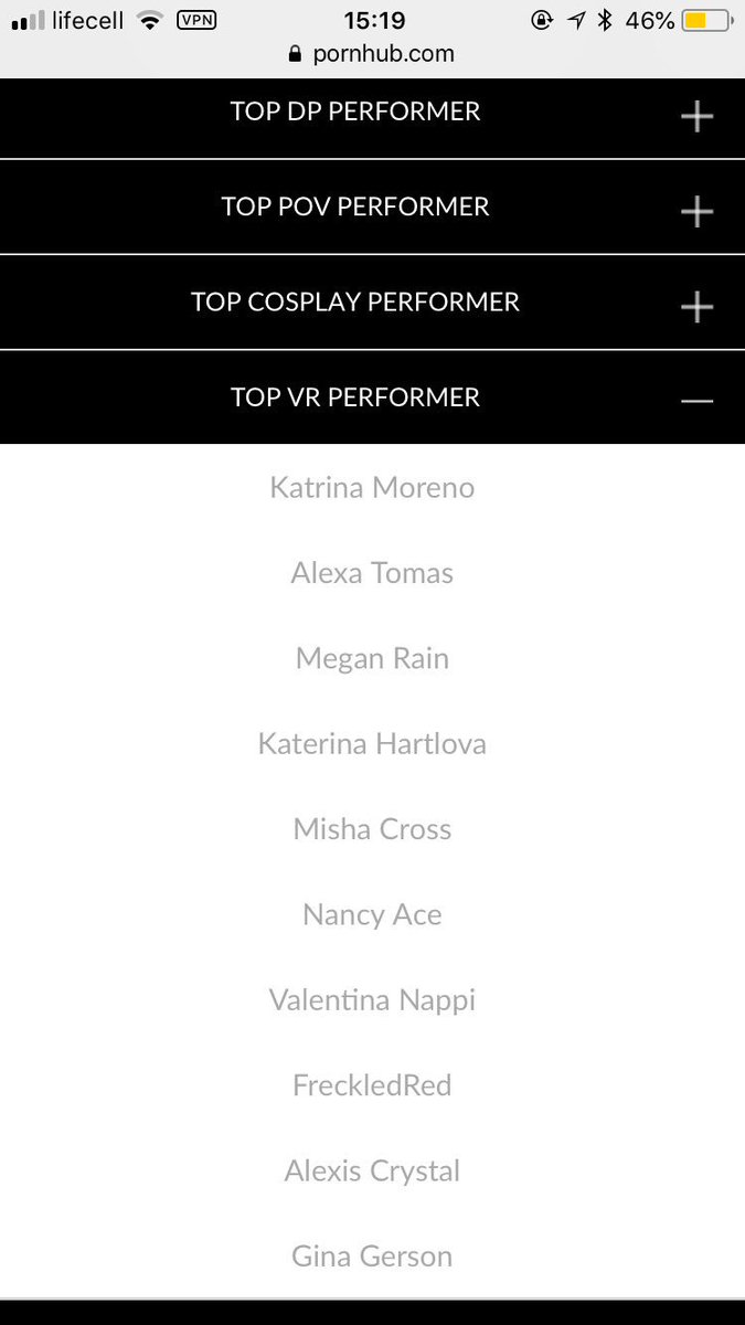 test Twitter Media - I can not believe 😱 I'm nominated for Top VR performer on @Pornhub thank you 🙏🏻❤️ https://t.co/r9WjQeQedt