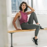 Image for the Tweet beginning: .@ninadobrev reveals why fitness is
