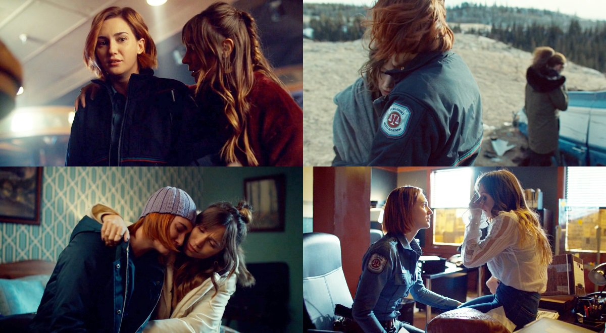 Nedley S Office On Twitter Their Name Is Wayhaught They Re So Soft And I Love Them Also I Love That Waverly Comforts Nicole As Much As Nicole Comforts Waverly Wayhaughtwednesday Wynonnaearp Https T Co Tijbnbjrwd Just lovin' on the two finest ladies in the universe. waverly comforts nicole