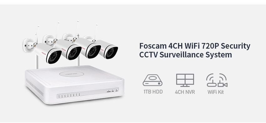Foscam Not Connecting To Wifi