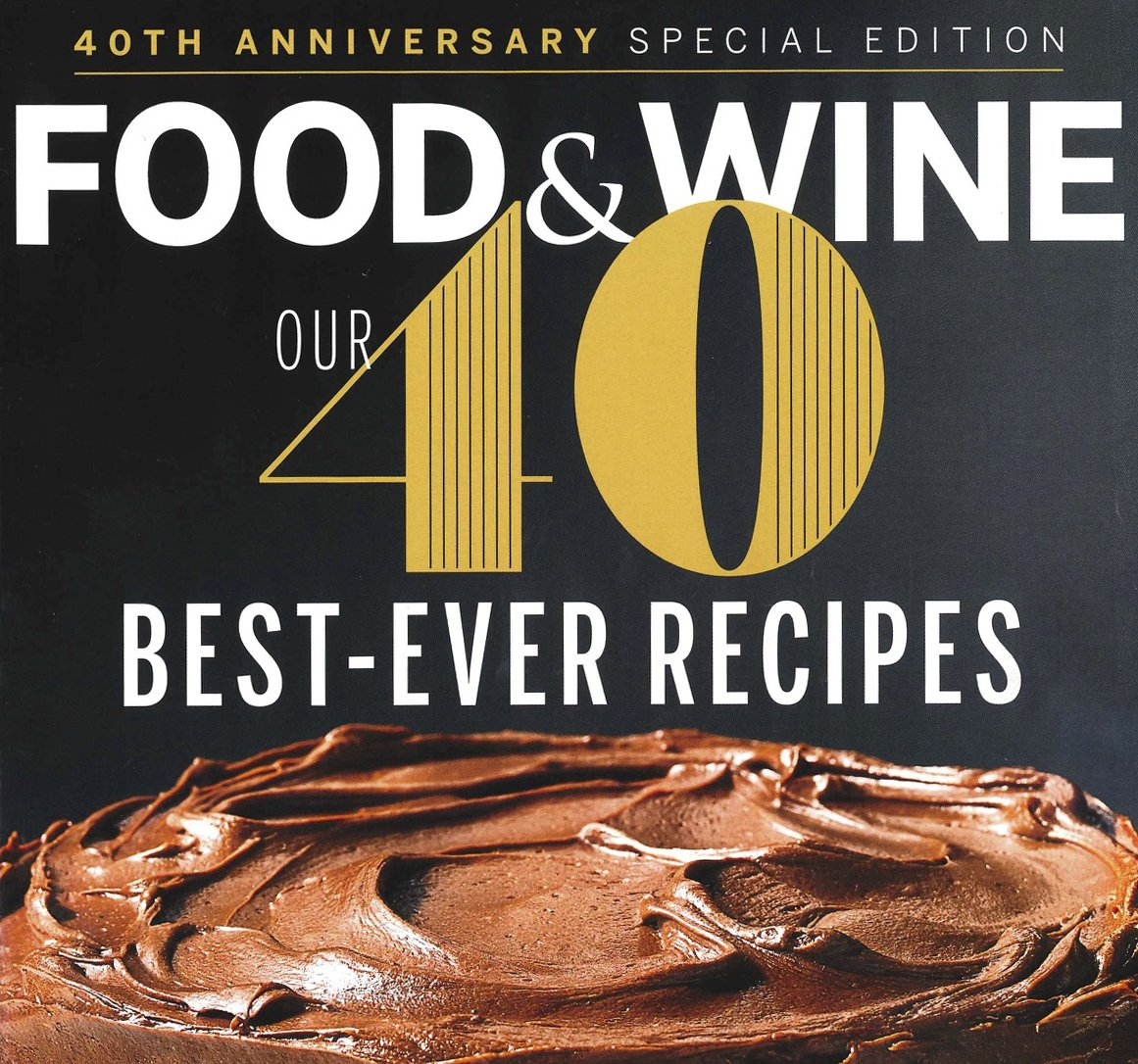It's our birthday—we're turning 40! 🍾  To celebrate, we've picked our 40 favorite recipes—the very best of the 24,000+ that we've published since 1978.   So pop the bubbly, fire up the oven, and help us celebrate in true F&W style—let's cook! https://t.co/OXXq652iBi