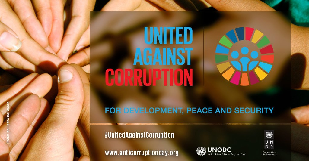 Un Office On Drugs And Crime On Twitter Corruption Is A Trap It