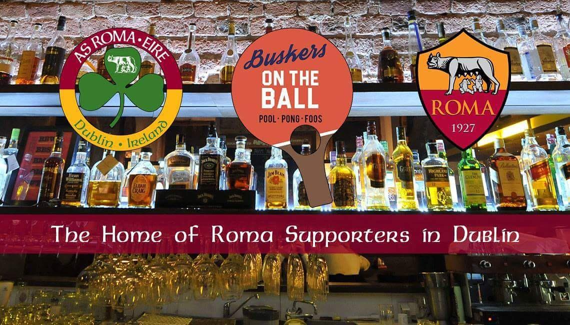 Tutti in giro a Nzonzi eh..un buon Ferragosto Romanista a tutti #RomaClub #Dublino  #ferragosto #15Agosto #BankHoliday #ASRoma #Nzonzi  - Ukustom