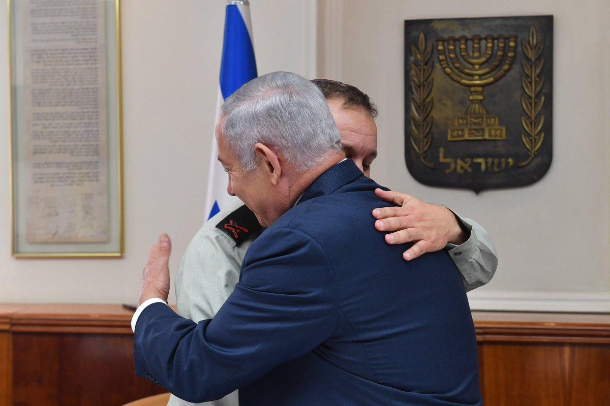 נפרדנו היום מהמזכיר הצבאי תא״ל אליעזר טולדנו. תודה לך אליעזר ובהצלחה בהמשך!