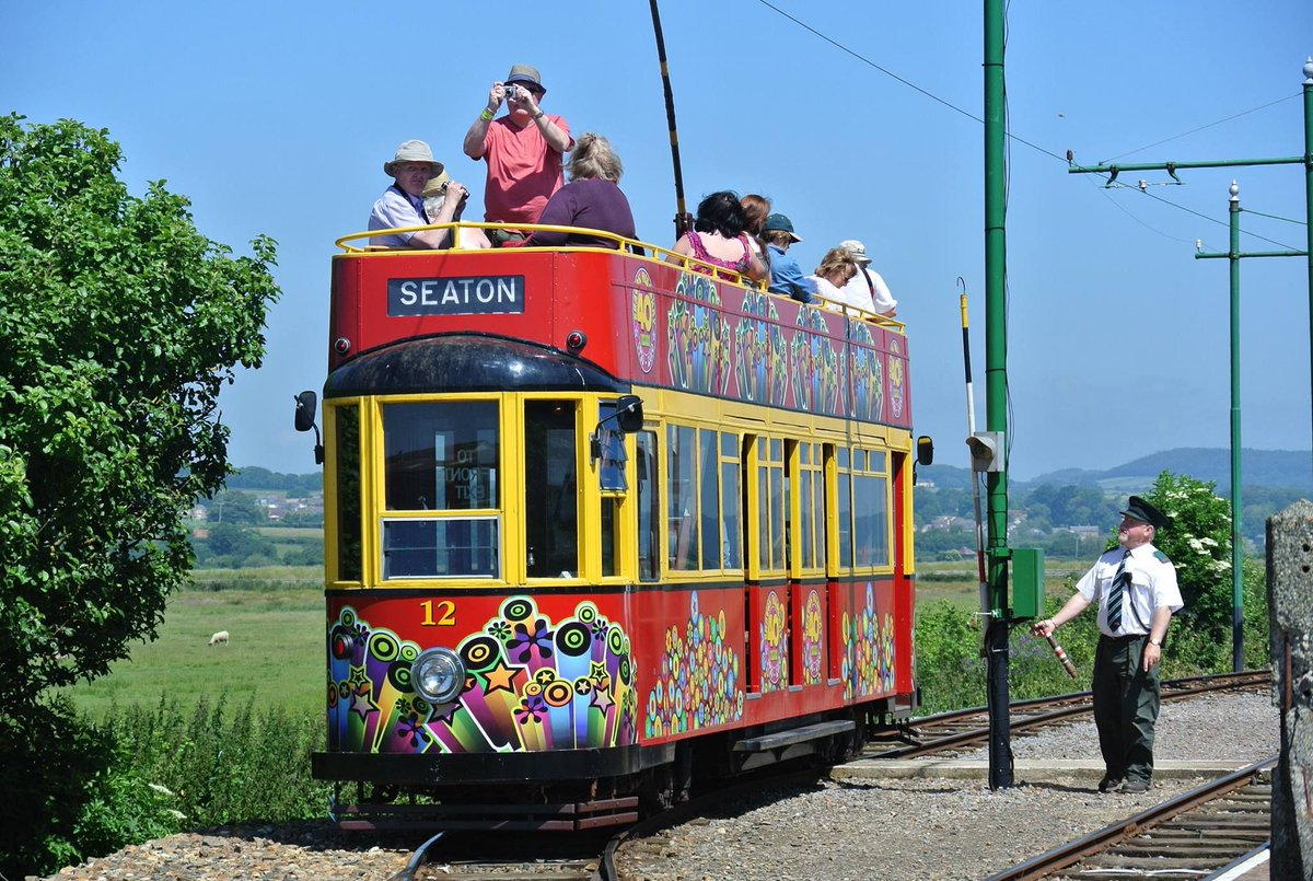 Enjoy 3 miles of unspoilt countryside along the beautiful Axe Valley with @SeatonTramway in Devon.  http:// weacceptpets.co.uk/bus/seaton-tra mway/78 &nbsp; …  #Seaton #Devon #England #DayOut #Holiday #Travel #Coast #SouthWest #DogFriendly #AxeValley #Countryside<br>http://pic.twitter.com/kZG38tjpKL