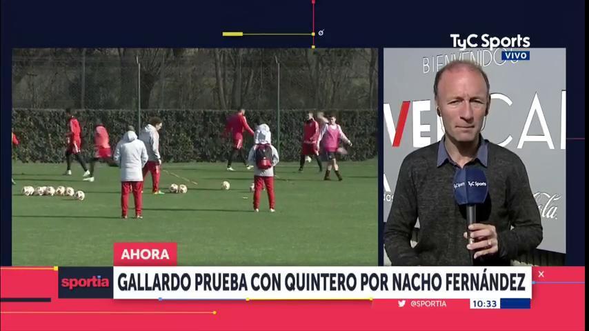 Sportia's photo on Nacho Fernández