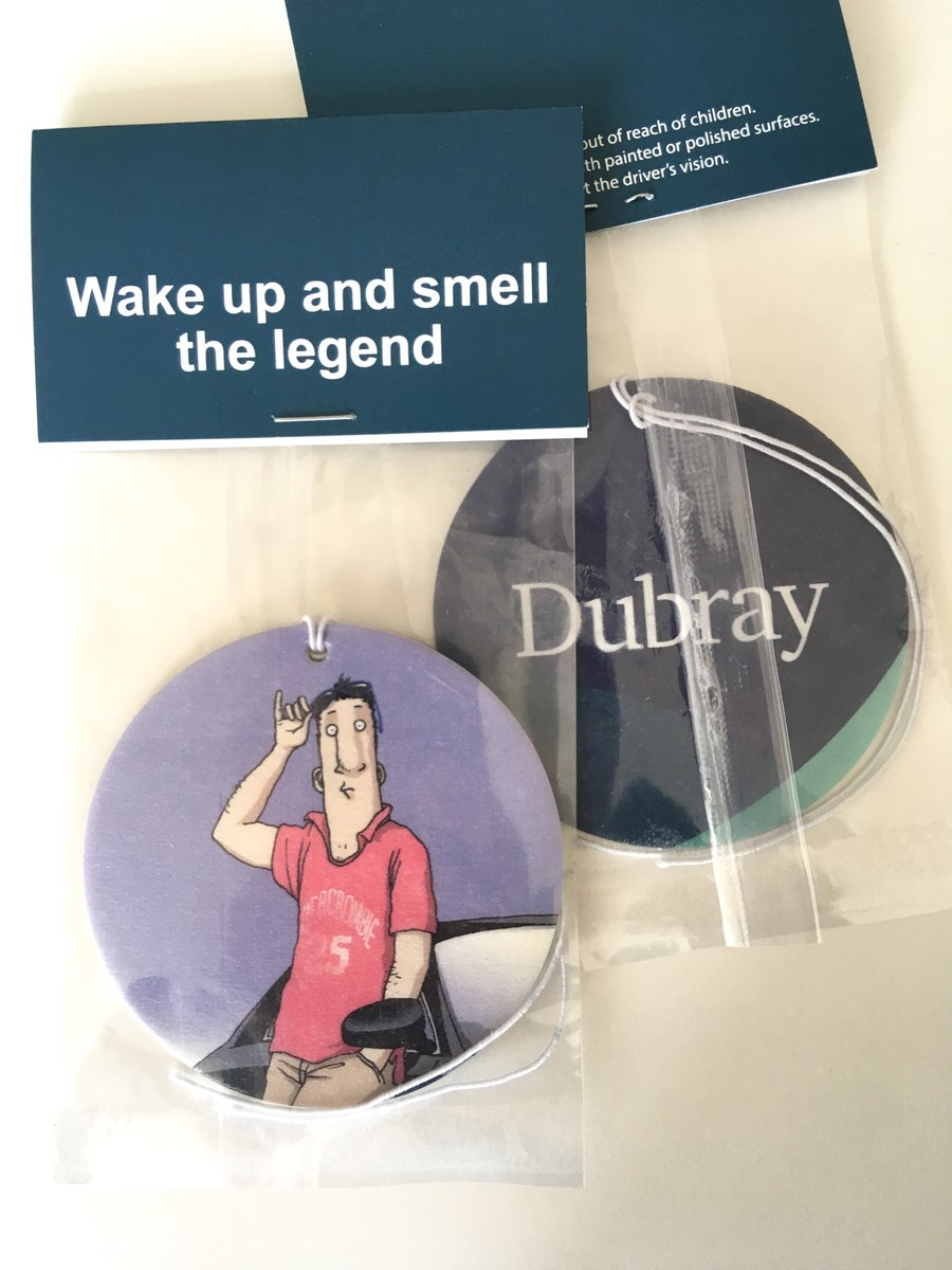 Pre-order a SIGNED copy of Dancing with the Tsars from @Dubray and you will receive this FREE air freshener for your cor!!! dubraybooks.ie/Dancing-with-t…
