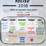 Image for the Tweet beginning: Today at the #YOCISO Newcomer