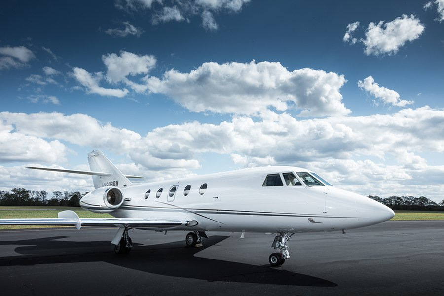 1990 #Dassault Falcon 20F-5BR Make Offer →  http:// ow.ly/XRtD30lpNtS  &nbsp;   • Fresh C Checks • #Part91 Maintained • Wi-Fi, ADS-B Out • Two Owners #jetsforsale #aircraftforsale <br>http://pic.twitter.com/FsuIf22QIY