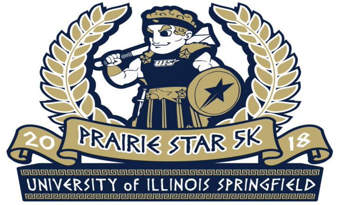 RT @UISeduAlumni: Alumni & friends are invited to join us at the 2018 Prairie Star 5K hosted by @UISCampusRec on Saturday, September 8! Hel…