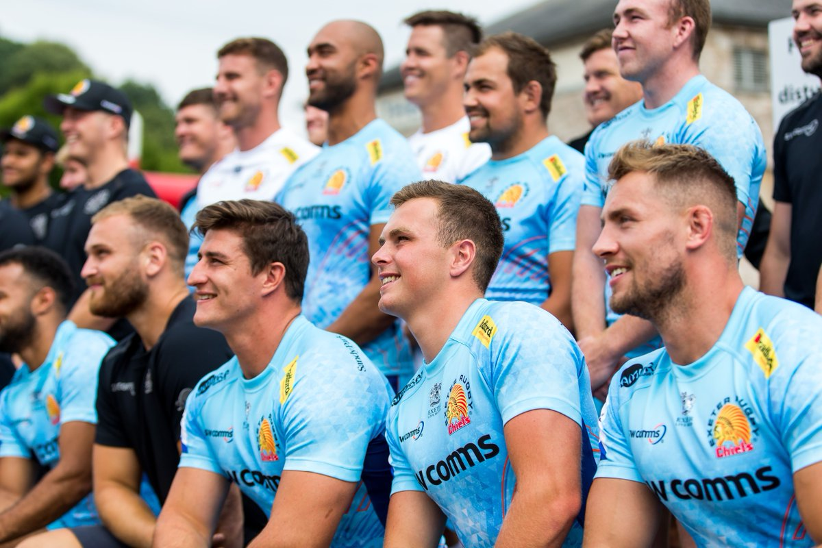 Who wants 4 tickets for this weekend&#39;s @ExeterChiefs v @cardiff_blues @SandyParkExeter on Saturday (KO 3pm)? Like, comment and share this post. If you don&#39;t already, please follow us as there will be more ticket competitions to come. The winner will be announced tomorrow.<br>http://pic.twitter.com/jjXROVvmPf