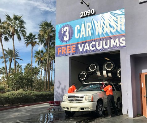 Jacksons Car Wash On Twitter 3 Car Wash Free Vacuums And The