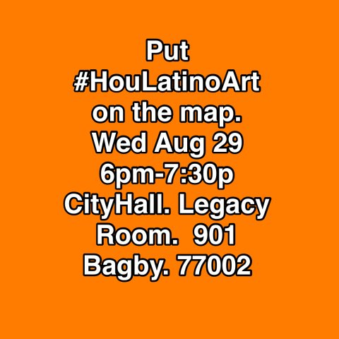 Map 77002.Tony Diaz On Twitter It S Time To Put Houston Latino Art On The