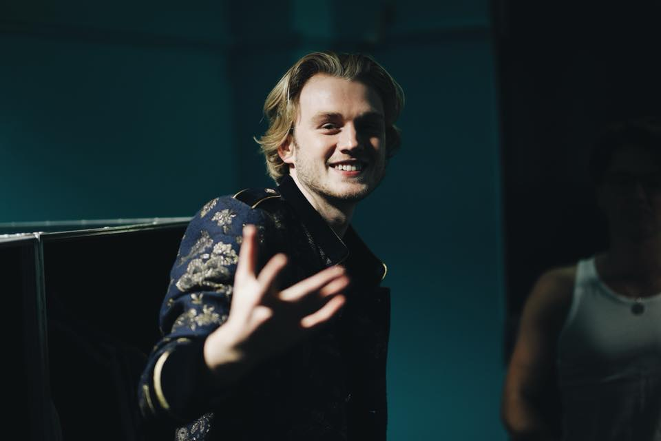 Wishing Happy Birthday to @thevampstristan!