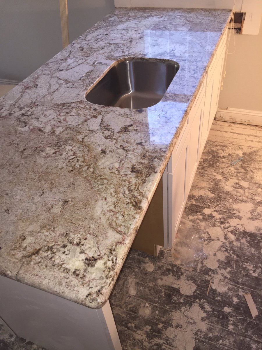 #NewOrleansLA #Kitchen #Cabinets #Granite #CounterTop #UnderMountSink  #Island #Designed #Supplied #Installed #Louisiana #NewOrleans #Kenner # Metairie ...