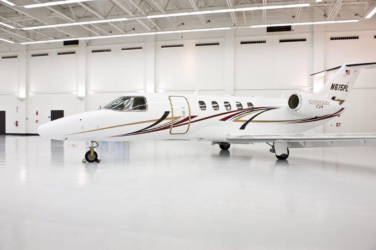 Featured Aircraft | 2010 #Cessna Citation CJ4 | This is a gorgeous #bizjet in perfect condition! Low hours and certified for single pilot operation. See more detail on this offering here,  https:// aircraftsales.us/?p=6837  &nbsp;   #AircraftforSale #BizAviation #Aircraft<br>http://pic.twitter.com/UlzBkcRMkH