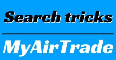 You know that a company promotes asset through MyAirTrade but you didn&#39;t save their page? No problem, search from any phone/tablet/laptop with &quot;CompanyName myairtrade&quot; and the 1st result gets you there!  #AircraftForSale  #AircraftForLease #EnginesForSale #EnginesForLease #avgeek<br>http://pic.twitter.com/7VTKWhr3ke