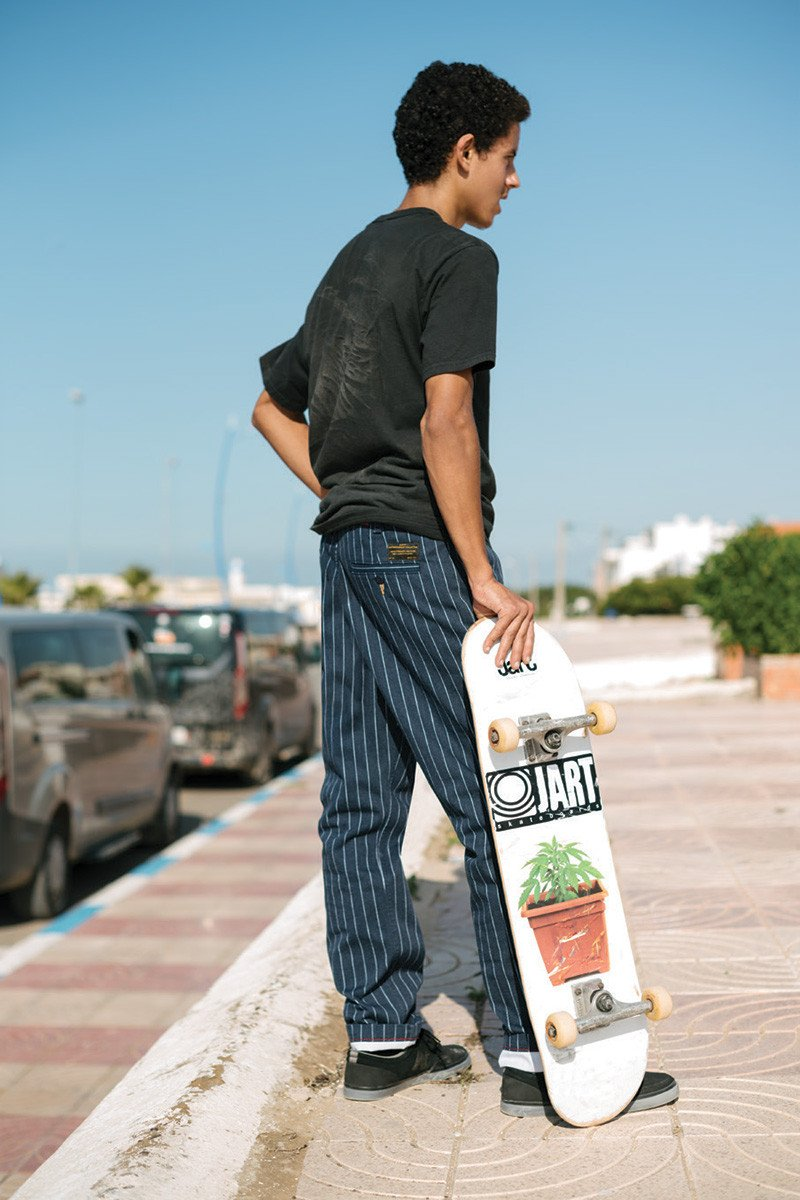 .@LEVIS Skateboarding & Poetic Collective have all your Fall essentials covered:  https://t.co/lXgUXqNAan https://t.co/6ZZCKLqYBQ