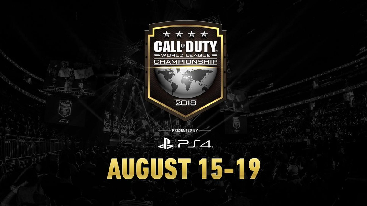 2018 Call of Duty World League Championship