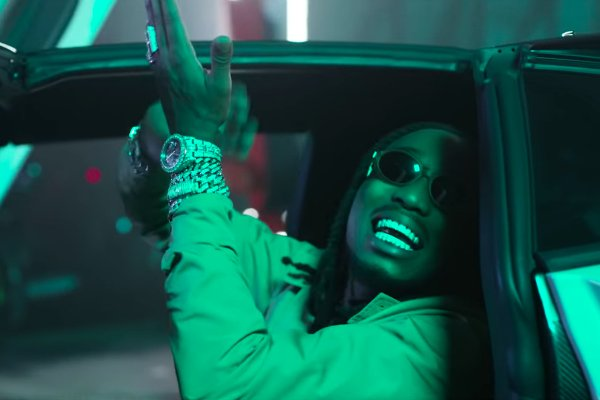 Watch @QuavoStuntin's New Video for 'L A M B T A L K' https://t.co/WIsHTRljnO https://t.co/1poqmUk6hH