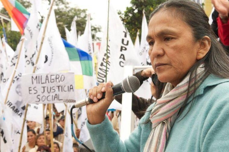 Milagro Sala: la Corte Suprema chiede che torni agli arresti domiciliari  https:// www.pressenza.com/it/2018/08/milagro-sala-arresti-domiciliari/ #Argentina #CorteSuprema #Jujuy #MilagroSala #TupacAmaru  - Ukustom