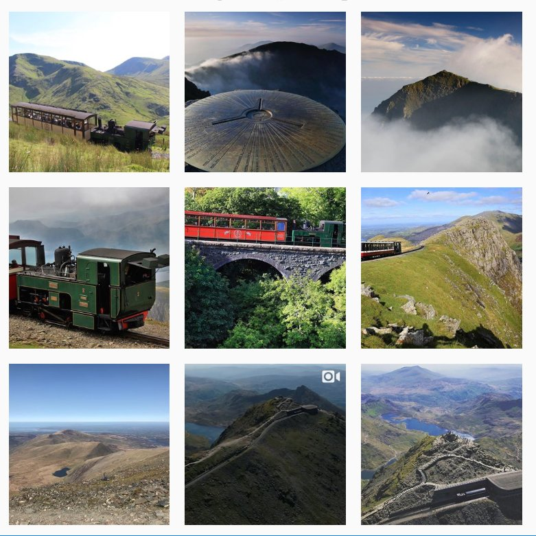 test Twitter Media - Did you know we're on #instagram ? Follow us @ snowdonmountainrailway https://t.co/wJj73sOSKt @instagram #Snowdon #Snowdonia #photography #photooftheday https://t.co/7WRfxv8QLW