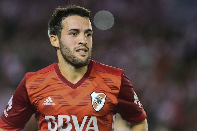 Camilo Mayada sufrió un esguince de rodilla, el sábado volverá a jugar Jorge Moreira. Foto