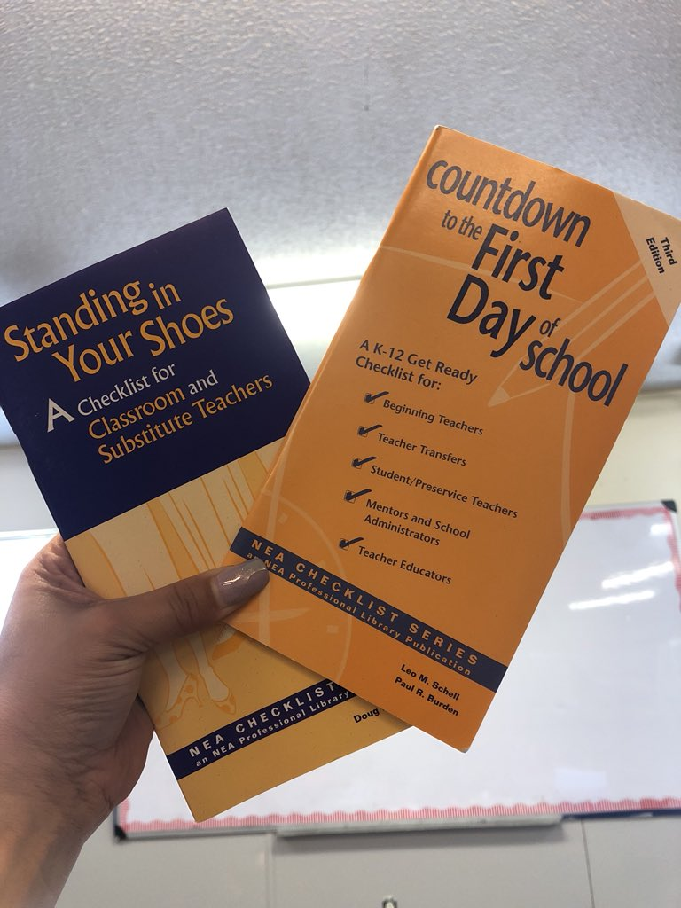 Oldies but goodies!! #NEA #TeacherLeader #NCAEStrong  #InThisTogether #BackToSchool2018<br>http://pic.twitter.com/rSYFQpwJSy