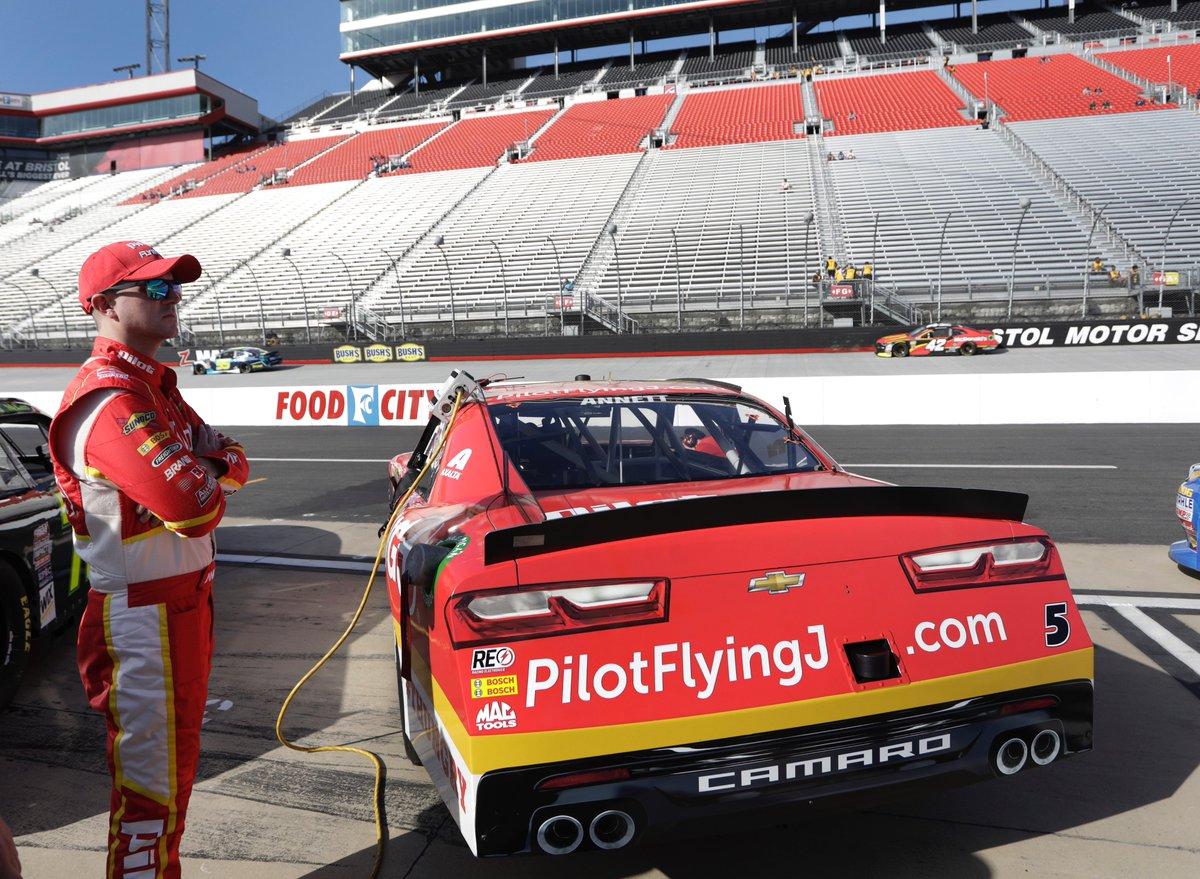 .@PilotFlyingJ @BMSupdates Race Preview  Read More: https://t.co/8K5WekYw5c  #NASCAR | #TeamMA