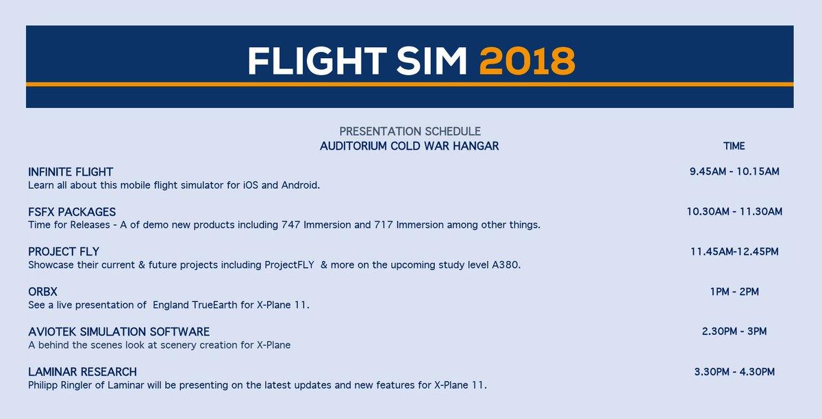 Flight Sim 2019 (@FlightSimShow)   Twitter