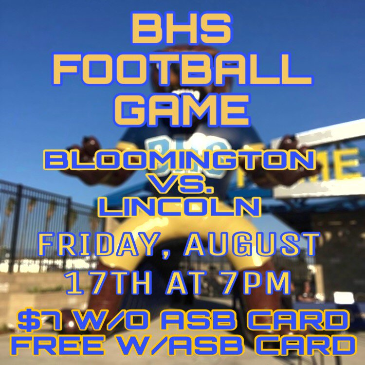 Friday August 1st Free Community >> Bhsbruins On Twitter Our Bruin Community Is Invited To The First