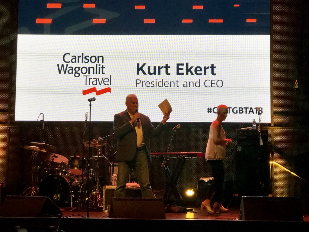 Great @CarlsonWagonlit @GlobalBTA #SanDiego client event last night enjoying @smashmouth at an awesome venue @MusicBoxSD supporting a great cause @ECPAT   #CWT'ers were #evolving the #businesstravel conversation with our valued customers and prospects!  #CWTGBTA18 #cwt4ecpat<br>http://pic.twitter.com/BoDNLJHkqd