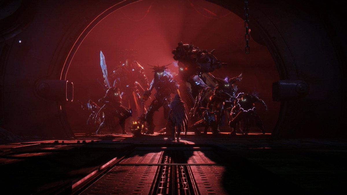 The hunt is on for Caydes killers. #Destiny2 #Forsaken