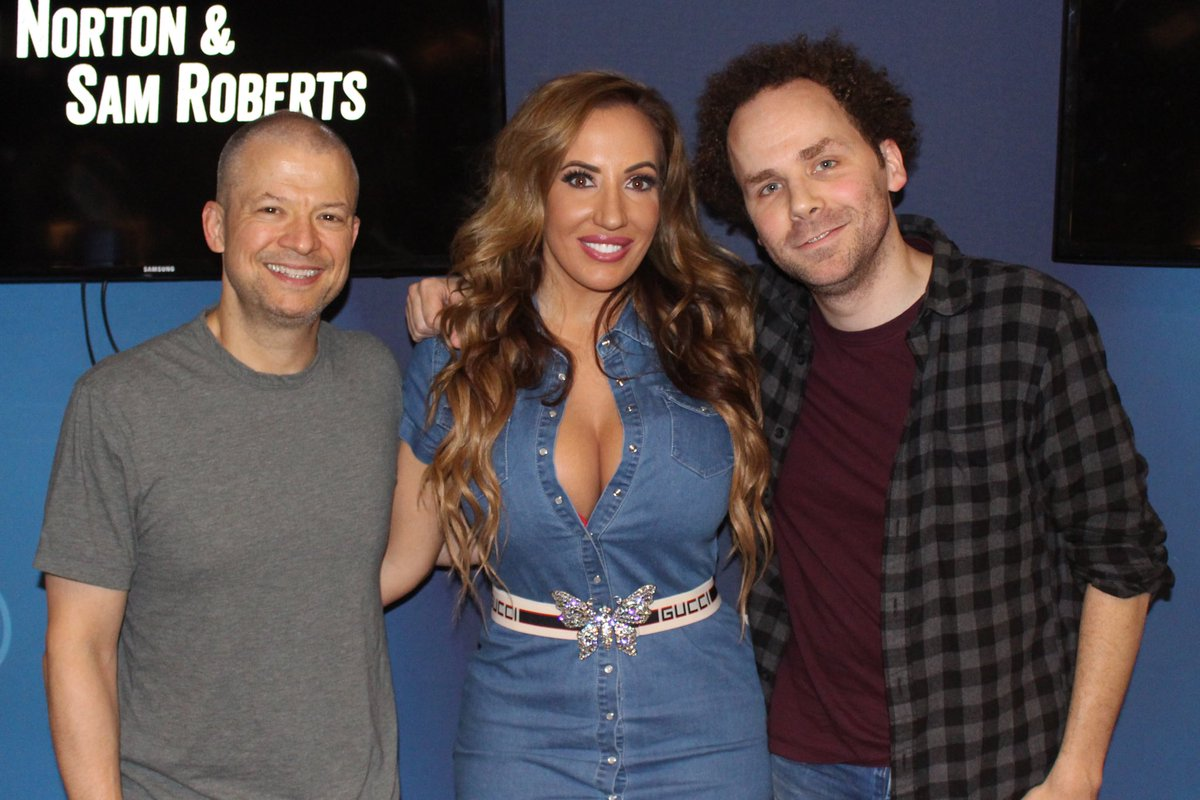 Jim Sam On Twitter Thanks To Richelleryan For Stopping By Jimandsam This Morning