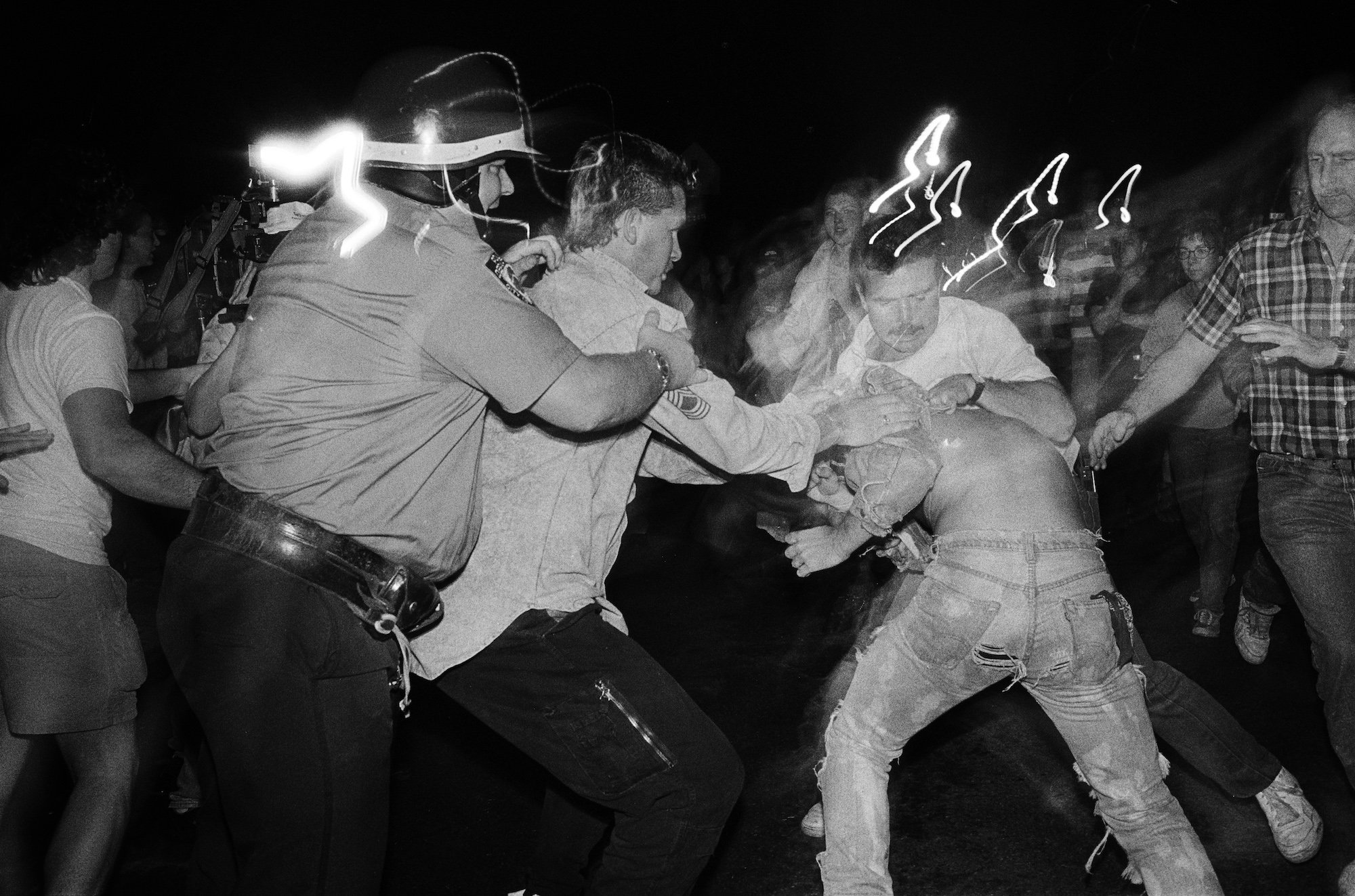 This photographer shot the radical protests that inspired Occupy Wall Street:  https://t.co/uooH37wooB https://t.co/1EJnTjOcwB