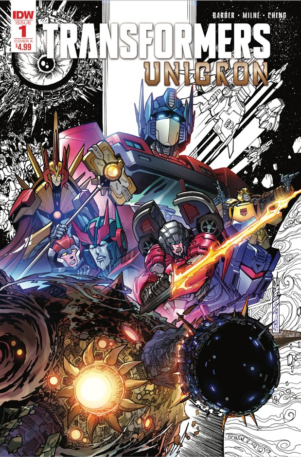 Transformers: Unicron #1 &amp; #2 have sold-out at the distributor level. To meet fan demand, second printings will begin immediately, Head over to your local comic shop before 8/20 and order them before it&#39;s too late!<br>http://pic.twitter.com/0u2hQTF33z