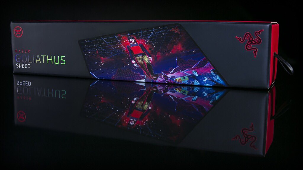 My official @Razer mousepads have finally been released! Buy here: rzr.to/doctord
