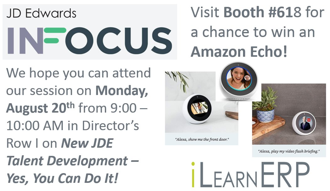 Ilearnerp On Twitter Going To Infocus18 We Hope You Can Attend