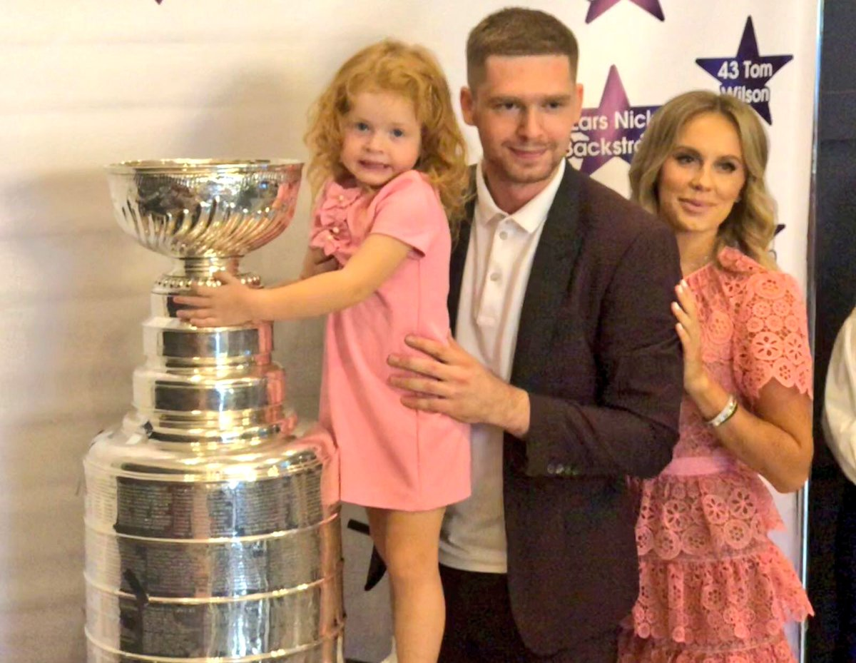 The Kuznetsovs! #ALLCAPS #StanleyCup