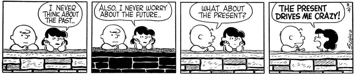 This strip was published on August 9, 1958. #WednesdayWisdom <br>http://pic.twitter.com/BWyQRdYzDp