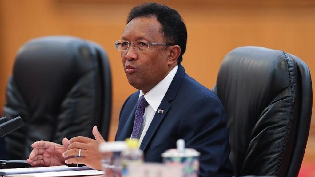 Présidentielle à Madagascar: 12 candidats ont déposé leur dossier à la HCC https://t.co/AObH2gWiC2