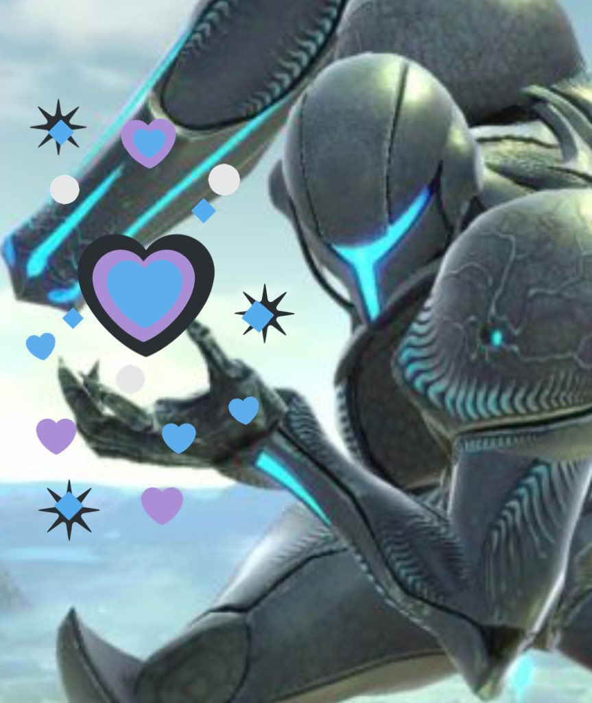When u see the drawing of Dark Samus with teeth <br>http://pic.twitter.com/FQutmywVqr