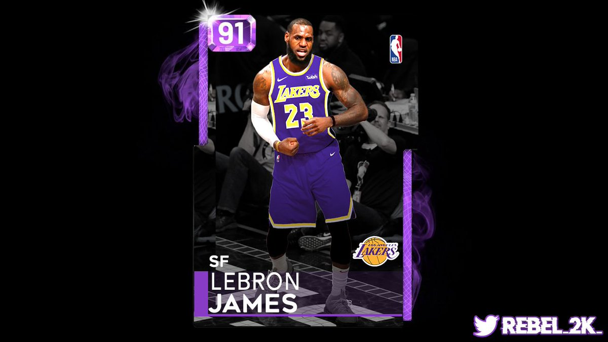 We finally got a lot of info about MyTeam from 2K today. From all the cards we saw in the trailer and blog, I came up with this real quick. It&#39;s a W.I.P and will keep improving as the game comes out. LMK how the swap and card look. RTs and Likes are much appreciated!! <br>http://pic.twitter.com/nTvHhk5QLv