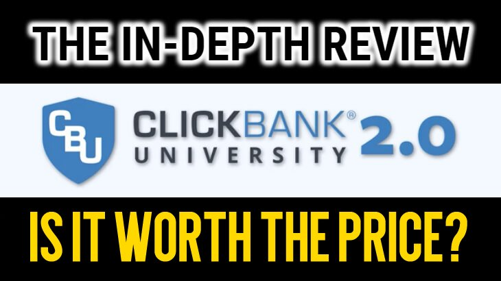 https:// goo.gl/94V2V2  &nbsp;   Clickbank University 2.0 Review: Is it Worth The Price? #affiliate #traffic #marketing #affiliatemarketing #networkmarketing #makemoneyonline #onlinemarketing #business #advertising #internetmarketing #marketingstrategy #conversions #clickbank #Marketplace<br>http://pic.twitter.com/969pGhZFCw