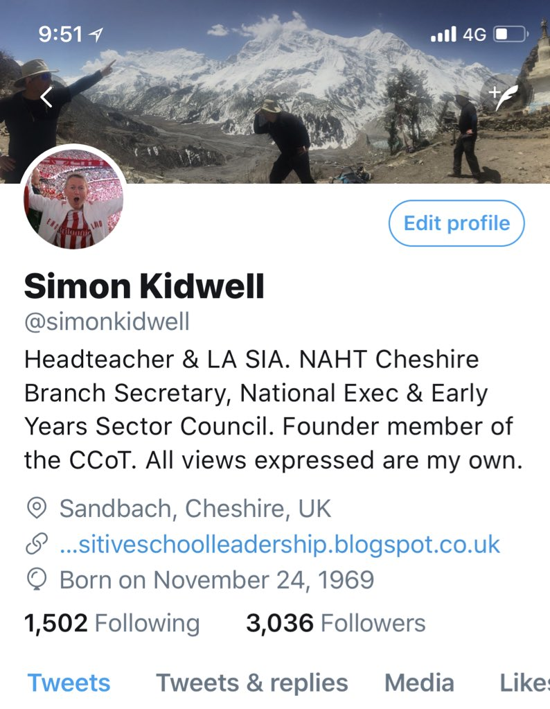 I've updated my profile to include my proud association with the @CharteredColl of Teaching #CCoT #collectivevoice <br>http://pic.twitter.com/FfBCMS9Kqo