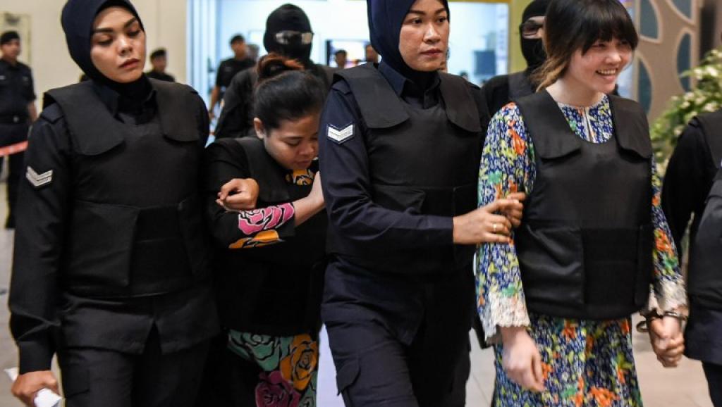 Malaisie: verdict attendu pour les assassins du demi-frère de Kim Jong-un https://t.co/fDLsVBZ6bp