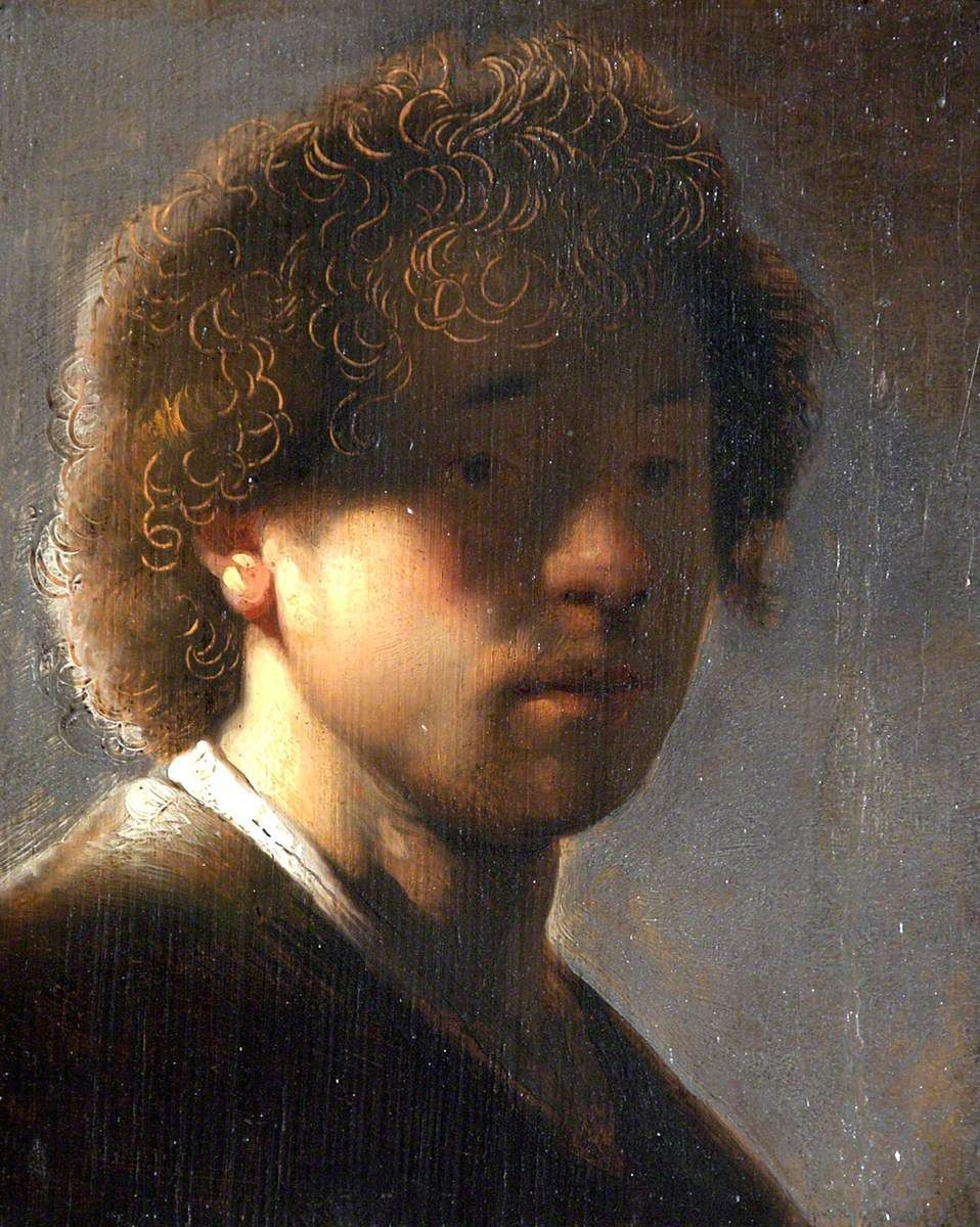 The restoration of this Rembrandt self portrait looks fantastic and we&#39;ll be updating the image and attribution on our website in the coming days. All very exciting! #BritainsLostMasterpieces  https:// buff.ly/2MpjrTf  &nbsp;    Photo: @nationaltrust<br>http://pic.twitter.com/L4dFWHxAfU