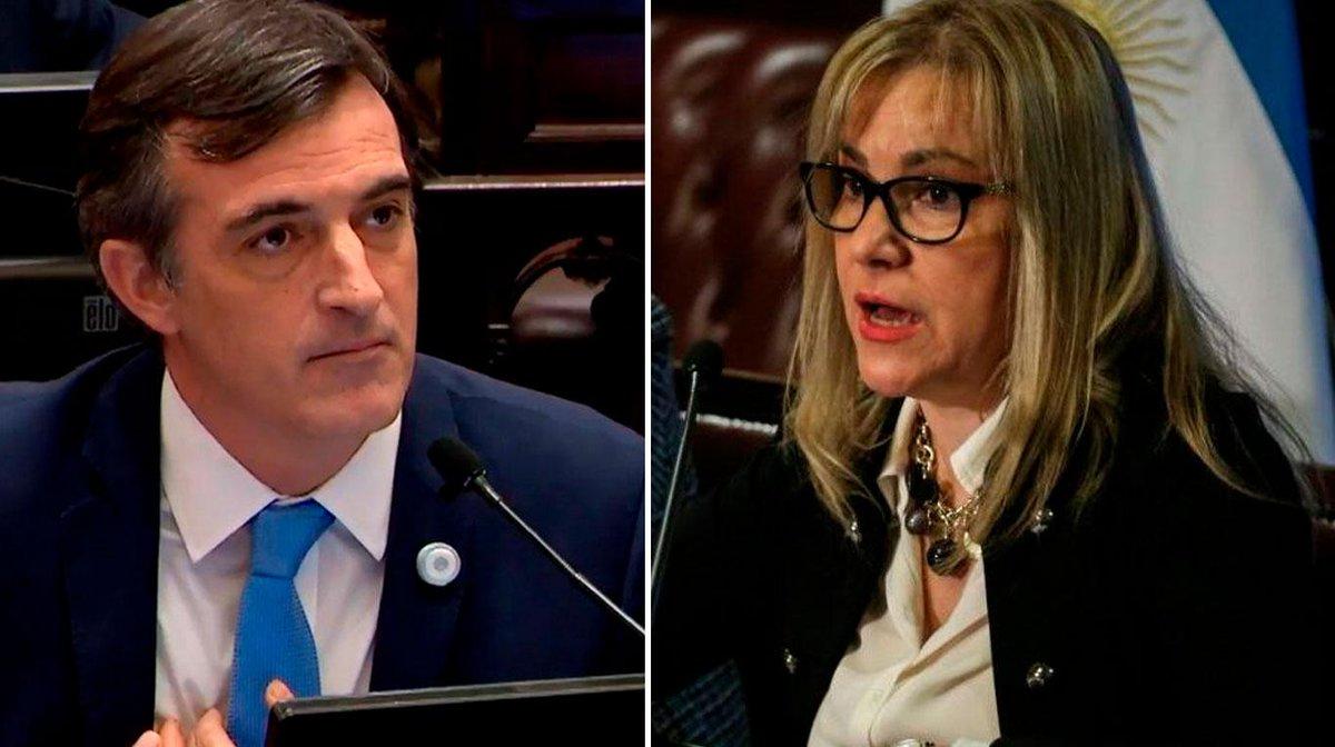 El faltazo de dos senadores de Cambiemos que hizo caer la sesión por los allanamientos a Cristina Kirchner https://t.co/yl3VvDl91Y